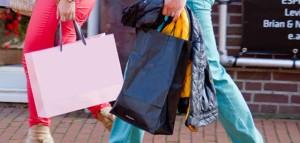 shoppen van 12.00-17.00 uur
