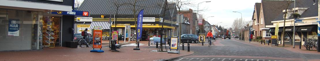 Nieuwstraat / De Plank