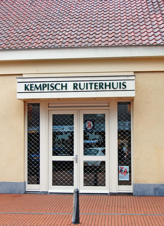 Foto pand Kempisch Ruiterhuis