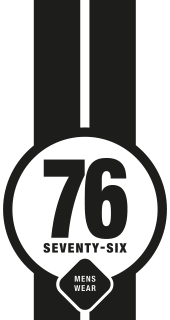 Logo Seventy-Six Menswear