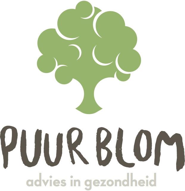 Logo Puur Blom