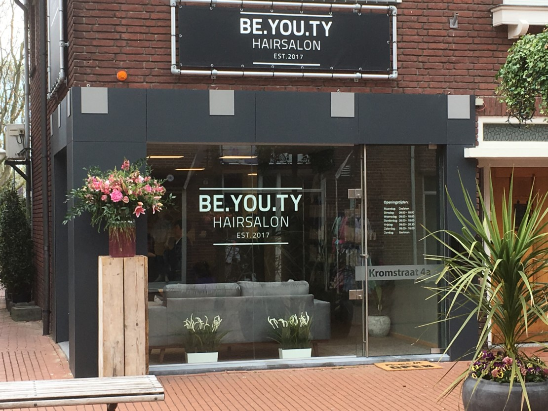 Foto pand BE.YOU.TY Hairsalon