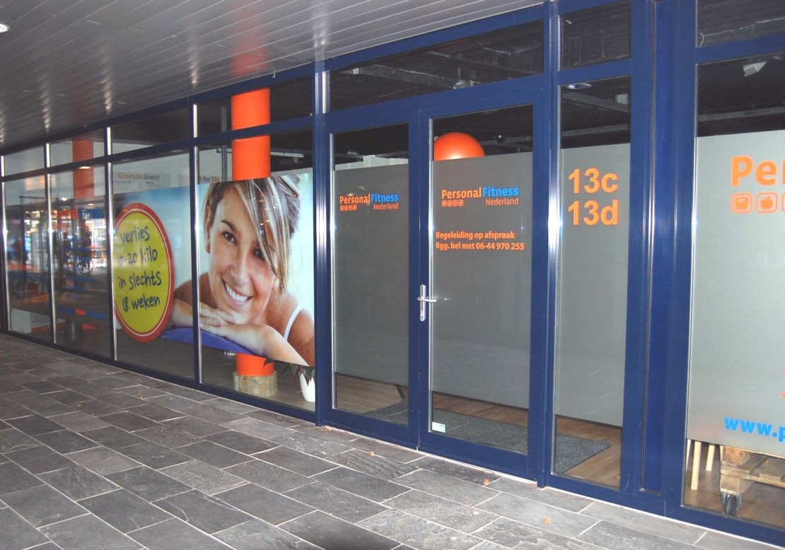 Foto pand Personal Fitness Nederland