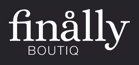 Logo Finålly boutiq