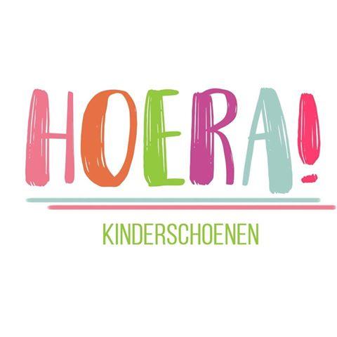 Logo HOERA! Kinderschoenen
