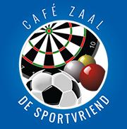 Logo Café Zaal De Sportvriend