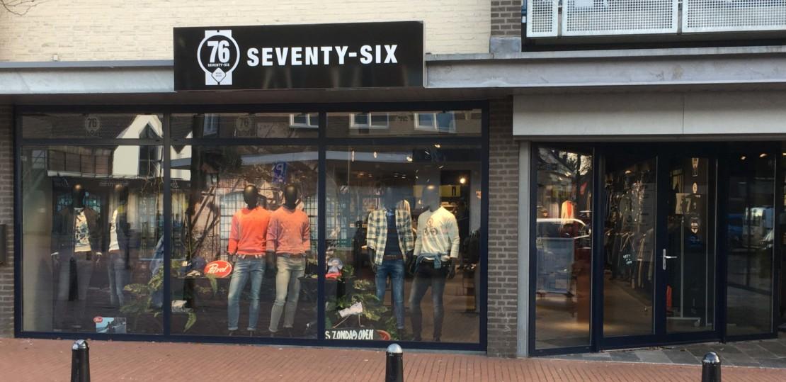 Foto pand Seventy-Six Menswear