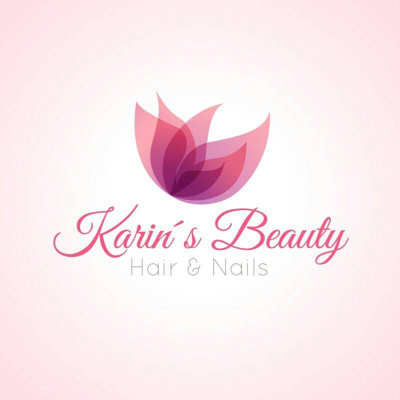 Logo Karin's Beauty Hair & Nails