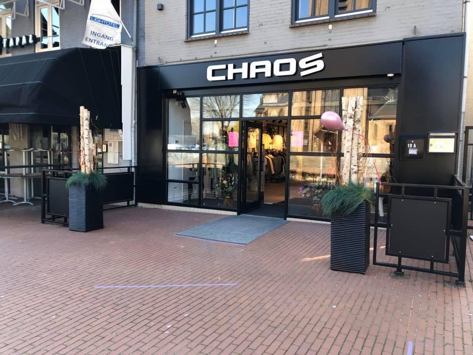 Foto pand Chaos Jeans