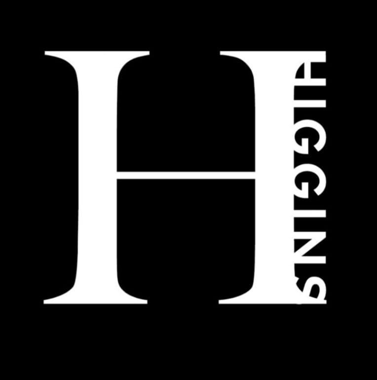 Logo Higgins Mannen Mode