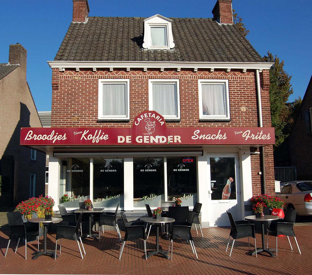 Foto pand Cafetaria De Gender