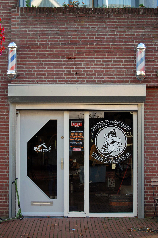 Foto pand Barbershop The Daltons